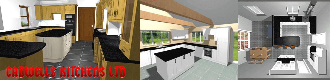 cad drawings kitchen designs wales